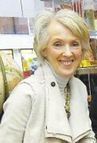 Joanna Trollope - Trollope in 2011