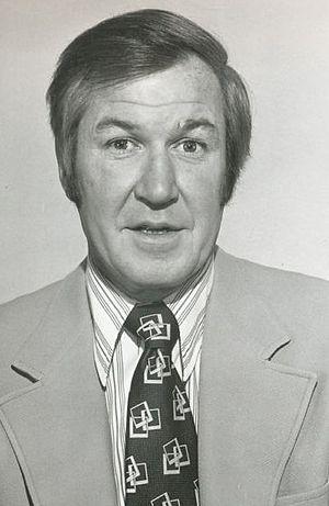 Joe Crozier - Crozier in 1973