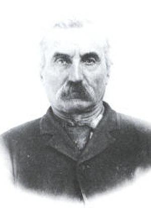 Joe Juneau (prospector) - Joseph Juneau