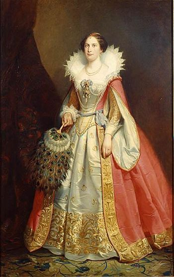 Lovisa, 1828-1871, queen, married to king Karl XV