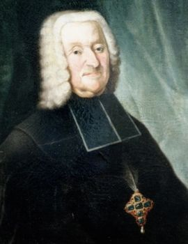 Johann Franz II., Konstanz, Bischof