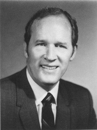 1972 Republican Party presidential primaries - Image: John M Ashbrook