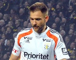 John Alvbåge - Image: John Alvbåge (2014, cropped)