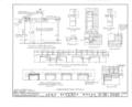 John Beekman House, 29-29 1-2 Cherry Street, New York, New York County, NY HABS NY,31-NEYO,42- (sheet 4 of 8).png