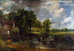 John Constable: The Hay Wain