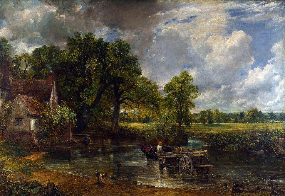 John Constable - The Hay Wain (1821)