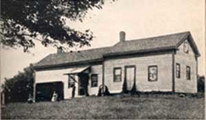 John D. Rockefeller - Rockefeller's birthplace in Richford, New York