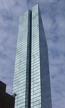 John Hancock Tower, 200 Clarendon Street., Boston