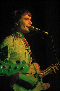 John Hassall (musician) English musician, songwriter