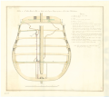John Hearle's Fire and Wash Engine Pump as fitted to Caledonia (1808) RMG J0716.png