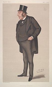 John Holker, Vanity Fair, 1878-02-09.jpg