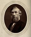 John Tyndall. Photograph by Lock & Whitfield. Wellcome V0027281.jpg