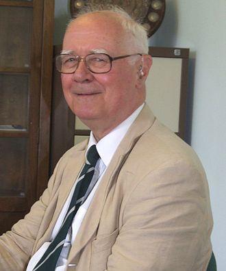 John Polkinghorne - Polkinghorne in 2007