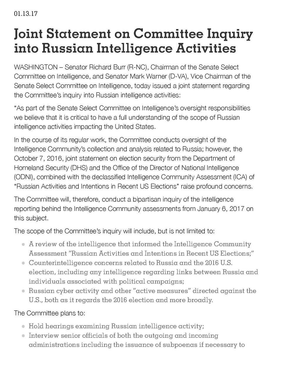Joint Statement on Committee Inquiry into Russian Intelligence Activities.pdf