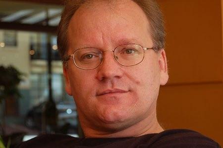 Jonathan Strahan in 2007