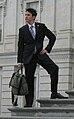 Joseph Ortiz at the United States Capitol Building, Washington, DC - 20110421.jpg