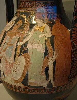 Kerch style - Image: Judgement Paris Getty Villa 83.AE.10