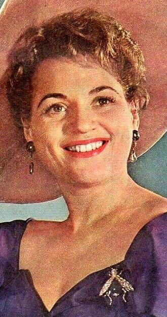 Judy Holliday - Judy Holliday in 1954.