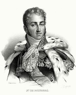 Ministry of Jules de Polignac - Jules de Polignac