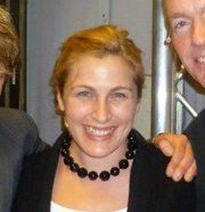 """Julie Frost - Julie Frost in Vienna Austria, November 2010 at a taping of """"Helden von Morgen"""""""