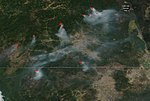 July 2018 satellite Oregon fires.jpg
