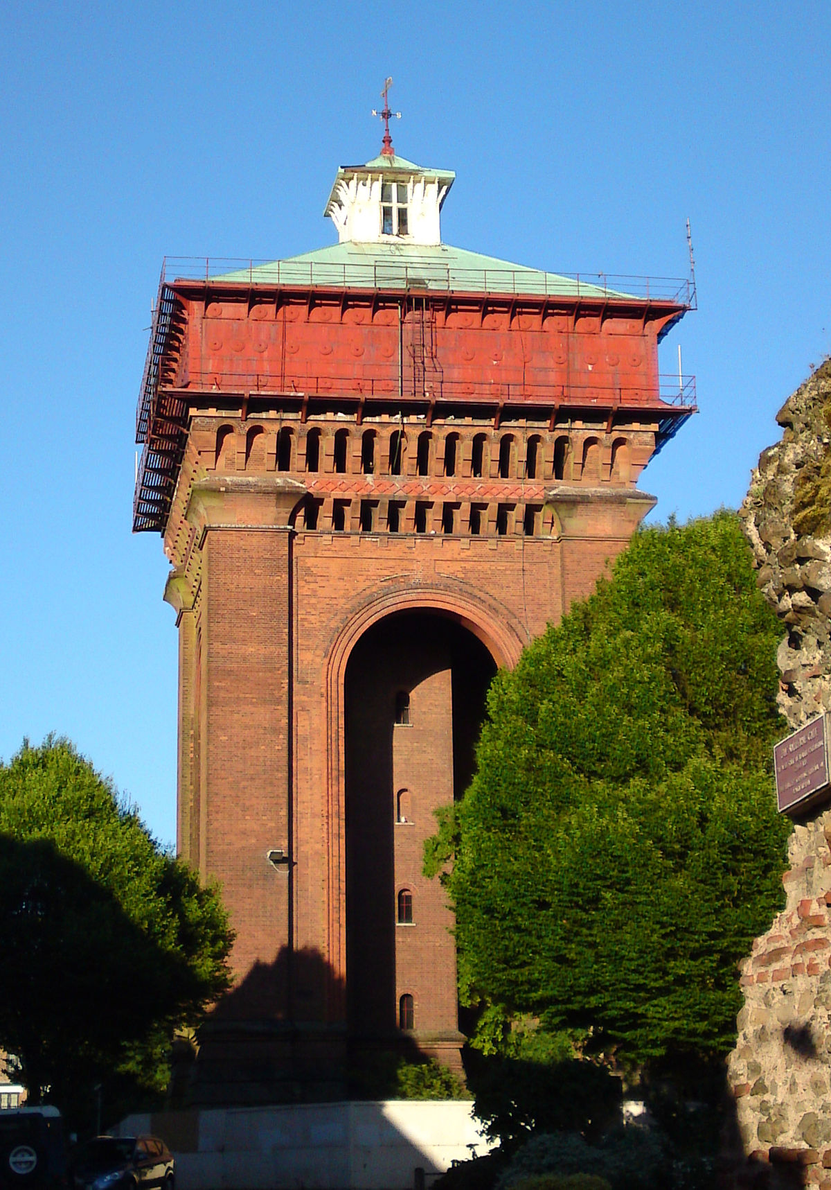 Jumbo Water Tower Wikipedia