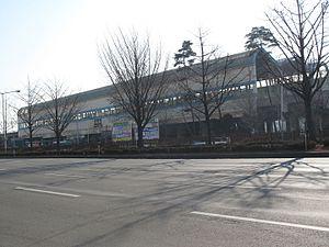 Jungang Station, Ansan-si South Korea.jpg