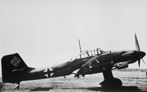 Junkers Ju 87D on the ground.jpg