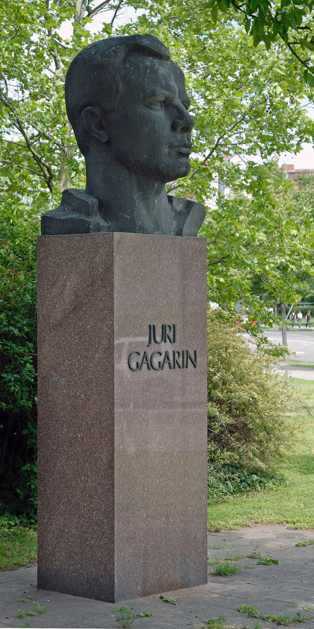Juri Gagarin Ring