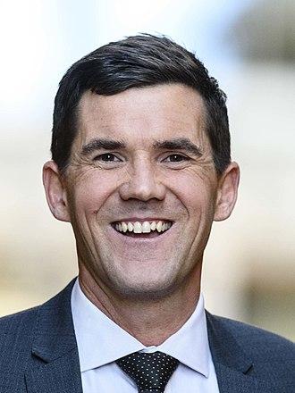 Mayor of Wellington City - Image: Justin Lester 2016 (cropped)