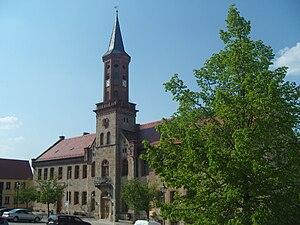 Könnern - Town hall