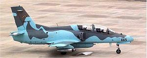 Hongdu JL-8 - A K-8 of the Bolivian Air Force.