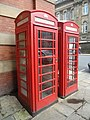 K6 Telephone Kiosks Outside Oxford Place Church Leeds.jpg