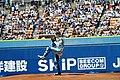 KAGAYAMA san yokohama baseball game starter! (8752889763).jpg