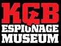 KGB Espionage Museum logo.jpg