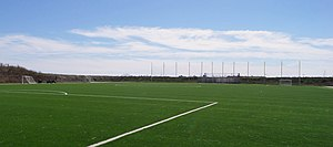 TFC Academy - Field at the KIA Training ground