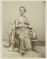 KITLV 26557 - Isidore van Kinsbergen - K'toet Lijarta, regent (rijksbestuurder) of Boeleleng, Bali - Around 1870.tif