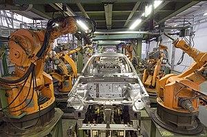 Fourth Industrial Revolution - 1983 Industrial Robots KUKA IR160/60, 601/60