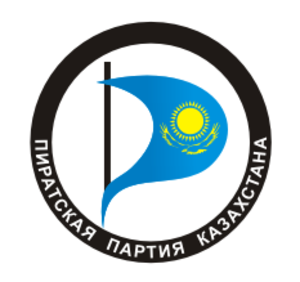 Pirate Party of Kazakhstan - Image: KZ pirate party logo