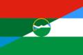 Kabardino-Balkarya ve Karaçay-Çerkesya Türkvizyon bayrağı.png