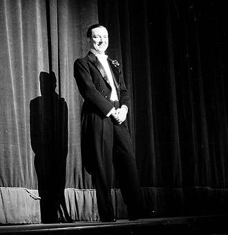 Erich Fiedler - Image: Kabarett der Komiker; Erich Fiedler 013591b