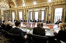 Conseil des ministres wikip dia - Cabinet du ministre de l interieur ...