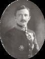 Kaiser Karl (als Oberstinhaber des k. und k. Infanterieregiments Nr. 1) 1917 Ernst Förster.png
