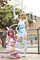 Kaleido Star cosplay (5645983259).jpg