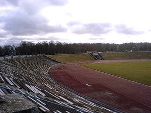 Kalevi Keskstaadion - Image: Kalevi Keskstaadion