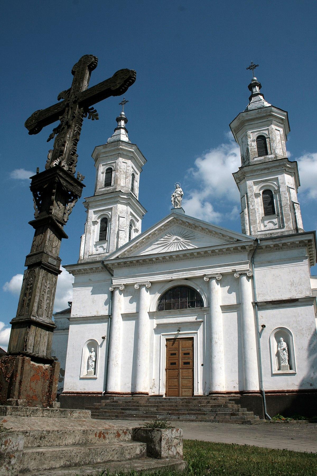 Kalwaria (Litwa) – Wikipodróże, wolny przewodnik turystyczny