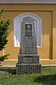 Kamenný Přívoz, Hostěradice, memorial.jpg