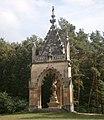 Kaple sv. Huberta (Valtice), Valtice.JPG
