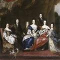 Karl XI konung av Sverige med familj (David Klöcker Ehrenstrahl) - Nationalmuseum - 14894.tif