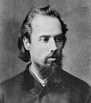 Nikolai Karonin-Petropavlovsky - Image: Karonin